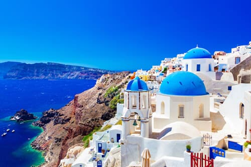 Greece and Islands Tour
