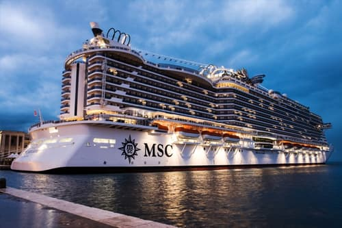 MSC Seaside Eastern Caribbean